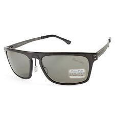 8ac0dd6a56f Serengeti Sunglasses Ferrara 7896 Crystal Dark Charcoal CPG Grey Polarized  PhD