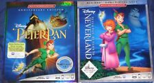 Peter Pan & Return to Neverland Blu-Ray, DVD & Digital Code Disney DMC exclusive