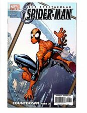 "Marvel Comics The Spectacular Spider-Man Vol 2 #8 ""Countdown Part 3"" NM"
