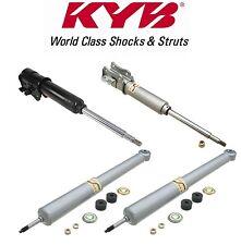 NEW Chevrolet Tracker 98-04 KYB Front Strut Assembly & Rear Shock Absorbers KIT