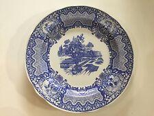 "The Spode Blue Room Collection ""Seasons"" Dinner Plate, 10 1/4"" Diameter"