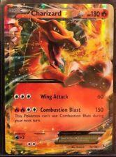 2014 Pokemon Charizard EX Holo Card #12/106 RARE
