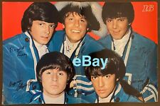 16 Magazine 60s Revere Raiders Centerfold Size Mark Lindsay AUTOGRAPHED to YOU