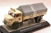 Model Truck Scale 1.43 Mercedes L911 Postbrauerei Truck vehicles diecast