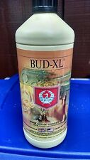 Bud XL 1L one liter by House and Garden nutrients organic bloom flower enhancer