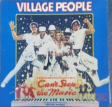 Village People Can't Stop The Music Original Soundtrack Album Vinyl, LP 1980 AU