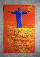 Paul Butterfield Blues Band, Savoy Brown 1970 Handbill