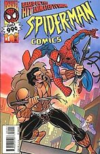 SPIDERMAN COMICS 1 RARE GIVEAWAY PROMO ANIMATED SERIES KRAVEN AMAZING