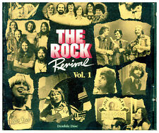 THE ROCK REVIVAL, VOL. 1 (Double Disc, 20 Songs) -  Feeling The Spirit