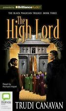Black Magician Trilogy: The High Lord 3 by Trudi Canavan (2012, CD, Unabridged)