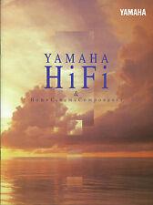 Yamaha HiFi Katalog Prospekt DSP-A3090 AX-1090 AX-892 CX-1 MX-1 CX-2 MX-2 KX690