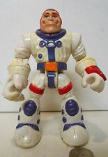 Fisher Price Rescue Heroes Roger Houston Figure Space suit !!!