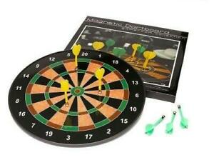 """Westminster Gameroom Collection Magnetic Dartboard New 2008 16"""" Diameter # 2486"""