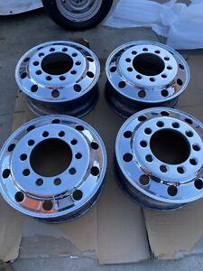Standard 22.5 Aluminum Rims