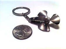 Boat Prop keychain, Boating, fishing novelty keychain, propeller, NEW