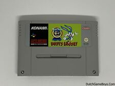 Tiny Toon Adventures - Busts Loose - Super Nintendo - SNes