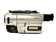 SONY HANDYCAM Vision CCD-TRV66 8mm Video HI8 Camcorder