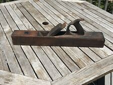 Antique Wood Plane Sandusky Tool Co Ohio A Hammacher
