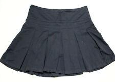 """Cherokee"" Blue Uniform Skirt Knife Pleated Girls Size 16+"