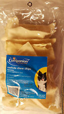 Companion Rawhide Chew Chips For Dogs 16oz (1 lb)