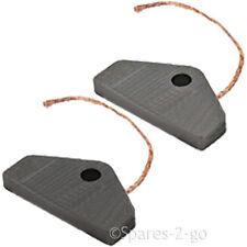 Motor Sensor Carbon Brushes for MIELE Tumble Dryer T401 T410 T411G x 2