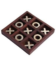 Tic Tac Toe Kids Brain Teaser Puzzle Board Game Gifting for birthday new year