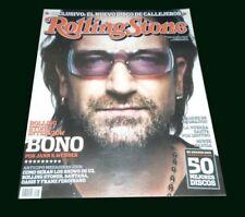 U2 - Bono - Rolling Stone # 95 Magazine Argentina 2005