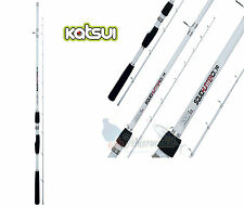 Canna da barca SQUID HUNTER KATSUI 2,10 mt AZIONE 120 Gr - eging Seppie Calamari