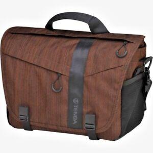 Tenba Messenger DNA 13 Gadget Bag for Camera - Dark Copper (Brown) UK Stock BNIP