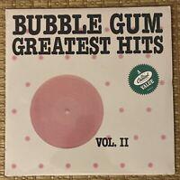 "Vinyl Sealed ""Bubble Gum Greatest Hits Vol. II"" Ohio Express 1910 Fruitgum Co"