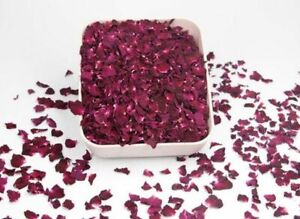 Natural Dried Rose Petals Wedding Confetti Decoration  Rose Petals