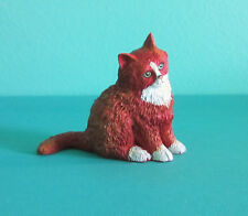 'CLASSICAL CATS - CYNTHIA' BY MARTIN LEMAN FOR DEPT. 56 (HAND-PAINTED PEWTER)