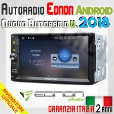 """AUTORADIO EONON 7"""" Android 7.1 QuadCore/2GB Universale WIFI/3G/USB/AUX/BLUETO..."""