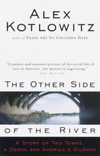 The Other Side of the River by Alex Kotlowitz (1999 Paperback) HH1111