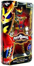 Mystic Force Red Dragon Fire Mega Talking Power Ranger Deluxe Action Figure