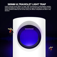 JAP New USB Photocatalytic Mosquito Lamp Fly Mosquito Trap Control Insect Killer