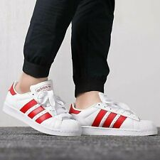 ADIDAS ORIGINALS Leather SHOES MENS SUPERSTAR OrthoLite BD7370 GAZELLE White New