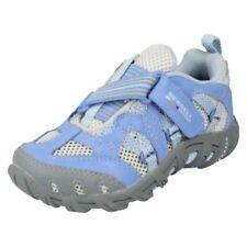 JUNIOR Gelert Horizon Da Passeggio Escursioni Antracite Blu Bambini Bambine Stivali Impermeabili