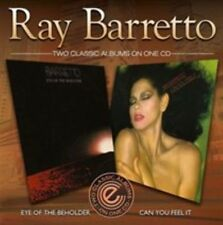 Eye of The Beholder/can You Feel It? 5019421603627 by Ray Barretto CD