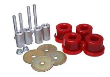 Energy Suspension 4.1139R Differential Carrier Bushing Set Fits 15 Mustang