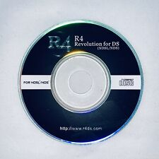 Nintendo DS R4 Revolution for DS (NDSL/NDS), Disc Only