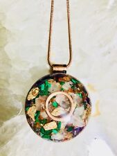 Powerful (Fertility/Pregnancy) Orgone Pendant / Orgonite® Pendant (Large)
