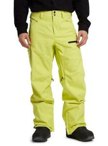 Burton Covert Mens Pants Limeade
