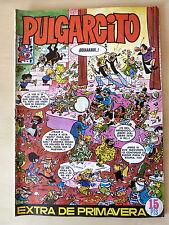Pulgarcito Extra de Primavera 1971,Bruguera