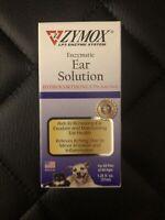 ZYMOX Enzymatic Ear Solution With Hydrocortisone 0.5%-exp. 2022
