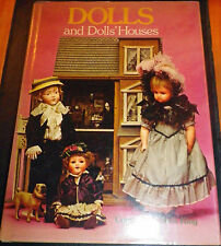 Dolls And Dolls Houses Book By Constance Eileen King