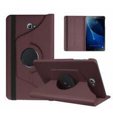 Tasche für Samsung Galaxy Tab A6 10.1 SM-T580 T585 Tablett Hülle Etui Case Braun