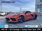 2020 Chevrolet Corvette 3LT 2020 Chevrolet Corvette 3LT 6,277 Miles Sebring Orange Tintcoat 2dr Car Gas V8 6
