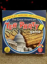 The Great American Tea Party political board game President of Usa