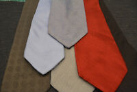 Lot of 5 DKNY Neckties - incredibly cheap price! Grab it! D6
